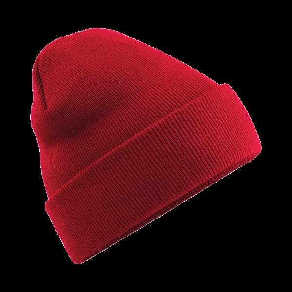 Original Cuffed Beanie Hat - Classic Red
